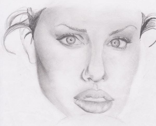 Angelina Jolie par ShellyCullen